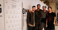 Mercedes-Benz Fashion Week Russia, показ NOMAD Homme
