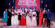 На конкурсе Miss International Ufa