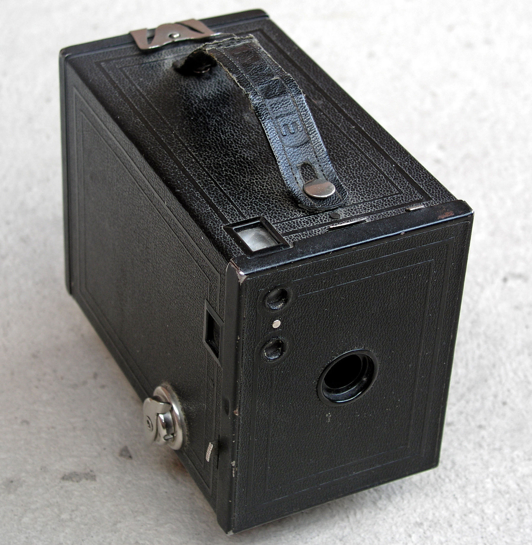 Kodak Brownie Camera. Архивное фото