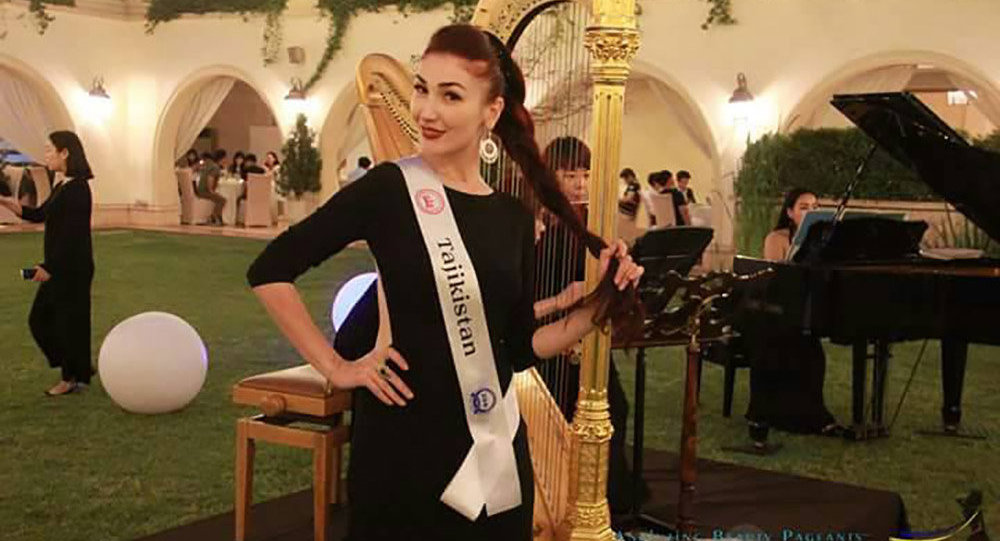 Зулайхо Носирова представляет Таджикистан в мировом конкурсе красоты World Beauty Queen 2017