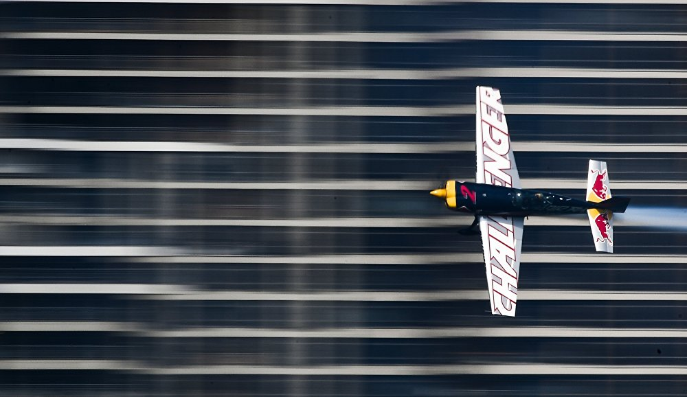 Подготовка к этапу чемпионата мира Red Bull Air Race в Казани