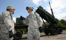 US-Raketen Patriot in Polen